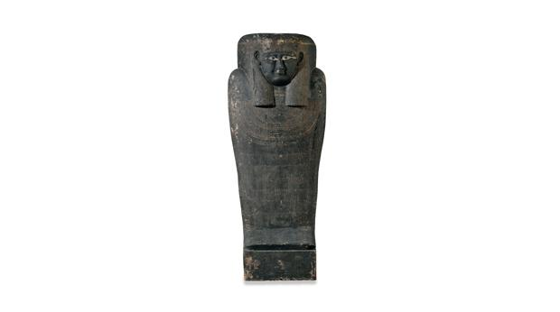 Outer coffin of the ancient Egyptian priest Hornedjitef. © Trustees of the British Museum
