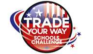 Trade Your Way to the USA logo