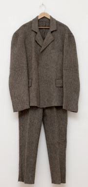 Felt Suit, Joseph Beuys (1970)
