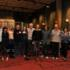 Everyone involved in the session at the BBC Maida Vale studios