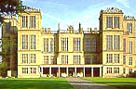 Photograph showing Hardwick Hall