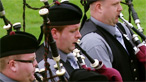 St Laurence O' Toole Pipe Band