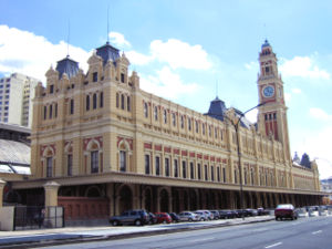 Luz Station, place where is located the Lingua Portuguesa Museum
