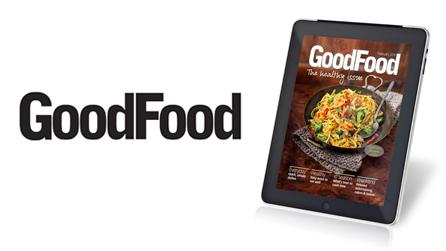 BBC Good Food Brings Healthy Recipes To The IPad