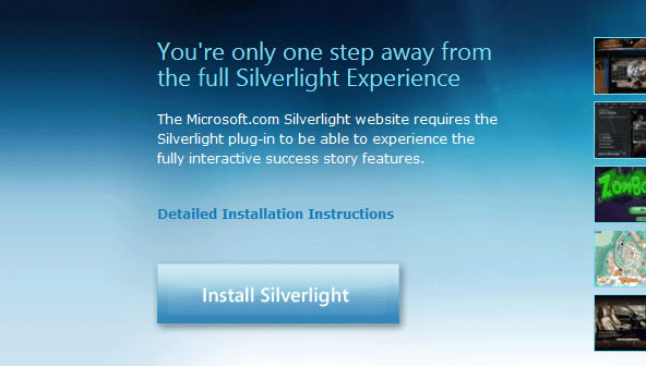 BBC - WebWise - How do I install the Microsoft Silverlight plug-in on Internet Explorer for Windows?