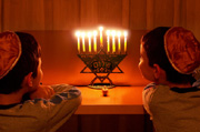 Hanukkah or Chanukah is the Jewish Festival of Lights.