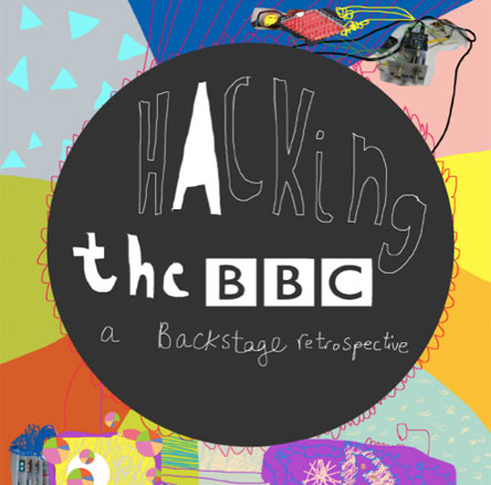 The cover of the BBC Backstage ebook.