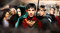 Merlin (Colin Morgan) is in a race against time