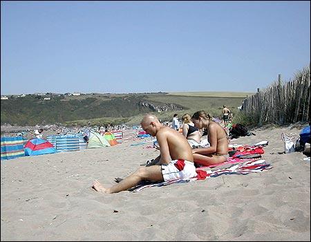 Gay beach gallery photo