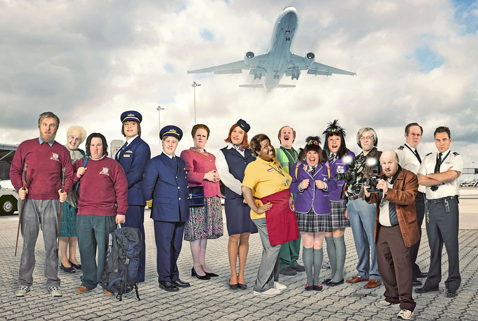 Come Fly With Me Bbc 1 Quotes