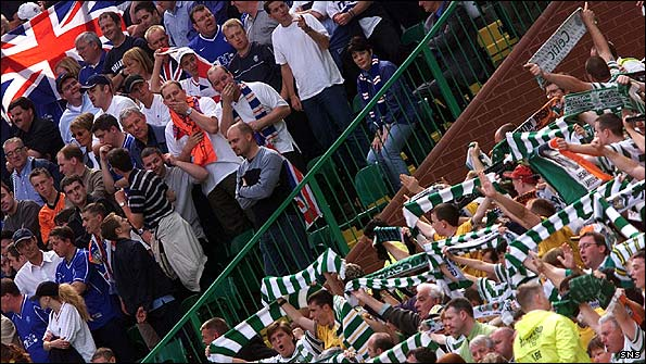 Old Firm fans
