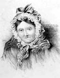 Engraving of Dorothy Wordsworth