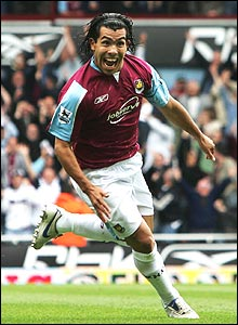 Carlos Tevez's move to West Ham has become one of the most controversial in the history of English football