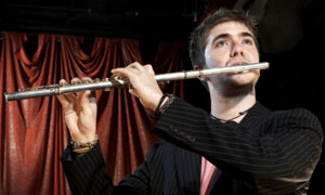Classical Star: Benjamin plays the Flute