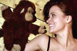 Image: Nina Conti and her ventriloquist Monkey