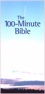 Cover of the 100-Minute Bible