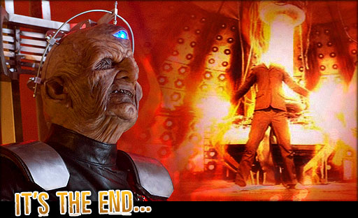 BBC - Doctor Who - Journey's End - Episode Guide
