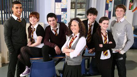 teacher pupil relationship waterloo road cast