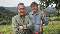 Mark Cawardine and Stephen Fry journey in search of some of the most endangered species on Earth