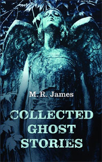 Cover image of MR James' Collected Ghost Stories courtesy of Oxford University Press