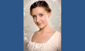Catherine Tyldesley is Iris