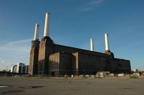 BBC - London - In Pictures - Battersea Power Station