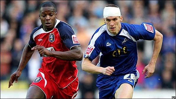 Neal Trotman and Steve Morison