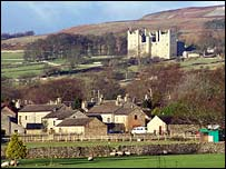 Redmire and Castle Bolton, Wensleydale