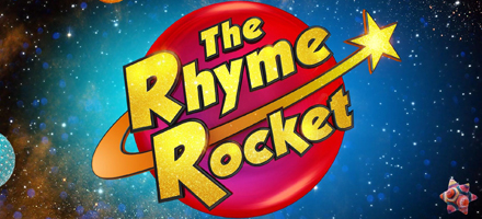 Rhyme Rocket logo