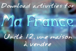 Download Ma France Unit 12 suggested activities