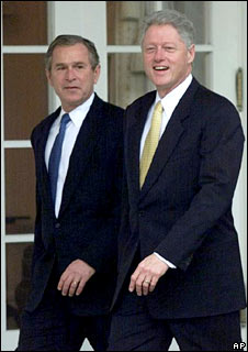 Presidents_Bush_ and_Clinton