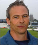 Somerset CCC Head Coach Andy Hurry