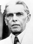 Mohammed Ali Jinnah, March 1942