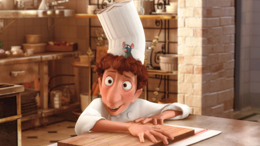 Ratatouille Copyright: Disney/Pixar.  All rights reserved