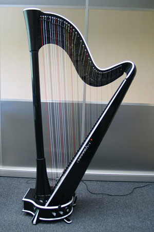BBC - Radio 3 Blog: Counting down to the Midi harp concerto