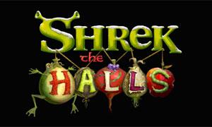 Shrek Christmas.Bbc Press Office Shrek The Halls