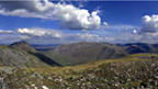 View from the top of Stob na Broige.