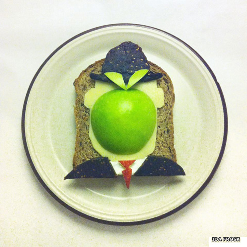 The Art Toast Project presents: Magritte