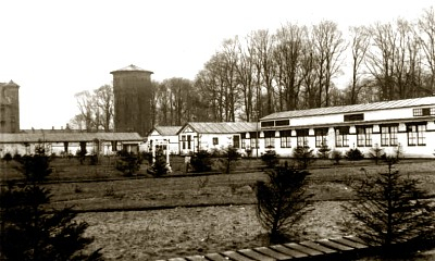 The English Camp at Groningen, Holland