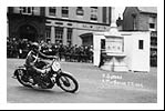 Jimmie Guthrie in the 1927 TT race