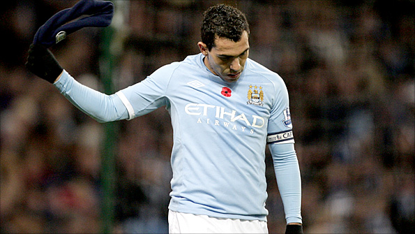 Does Tevez's frustration with life at City mean his career in England has come to an end?