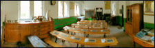 Blists Hill Victorian classroom