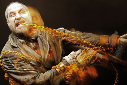 James Hyland as Jacob Marley