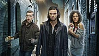 Russell Tovey, Aidan Turner and Lenora Crichlow return for a new series of Being Human