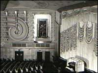 Inside the Essoldo Cinema - Tyneside