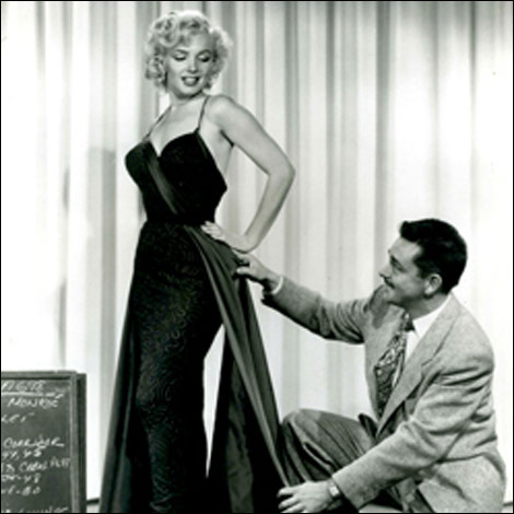 Marilyn Monroe And William