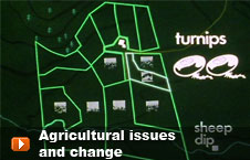 Watch 'Agricultural issues and change' video