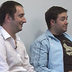 Steve Edge & Jason Manford
