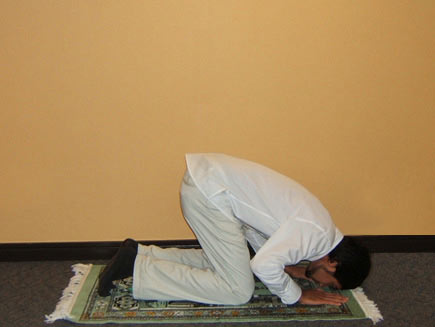 BBC - Religion & Ethics - In pictures: Muslim prayer movements