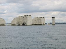 Old Harry Rocks, Swanage, Dorset